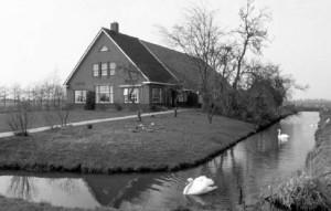 De bewoningsgeschiedenis Enumahoeve