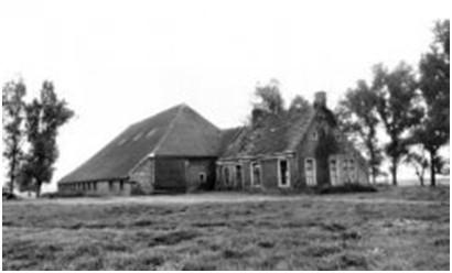 het Tichelwerk anno 1988 eigenaar Drentse Landschap